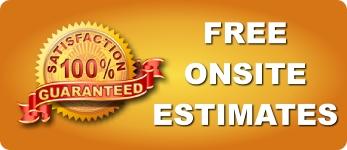 Free Onsite Estimates