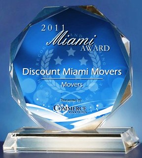 Miami Movers Award