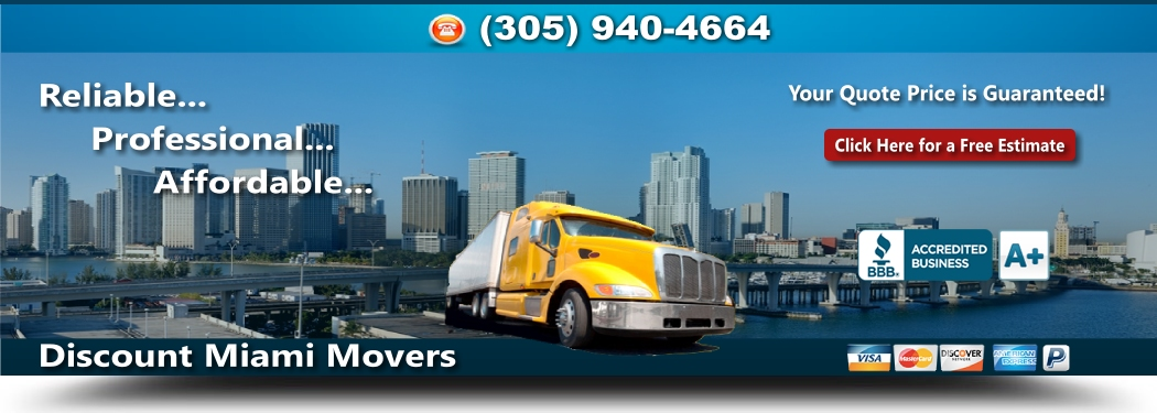 Miami Moving Company